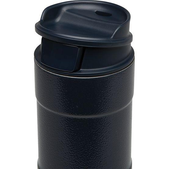 Термокружка Stanley Classic Mug (0,47 л.) 1-Hand, темно-синяя