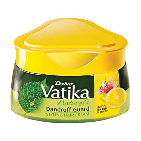 """Крем для укладки волос Dabur Vatika """"Против перхоти"""""""