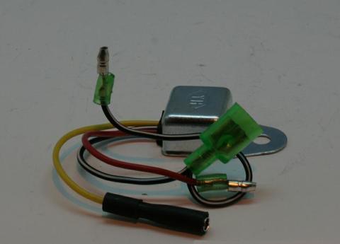 Реле DDE датчика (масло) DPG9551E/DPG10551E  3 контакта