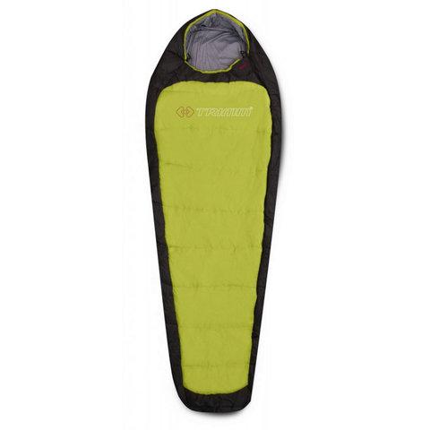 Летний спальный мешок Trimm Lite Impact, 195 L (желтый)