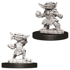 Pathfinder Battles Deep Cuts - Female Goblin Alchemist