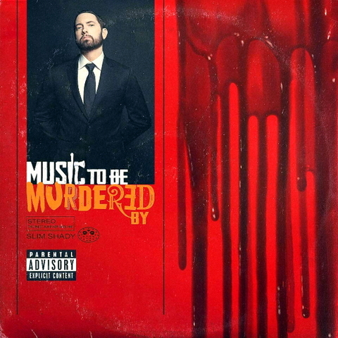 Eminem, Slim Shady ‎/ Music To Be Murdered By (CD)