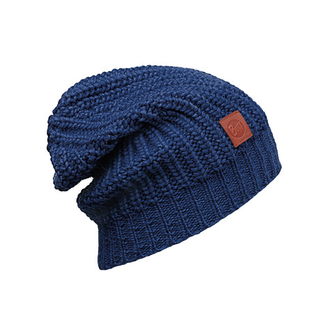 Вязаная шапка-бини Buff Gribling Blue Limoges