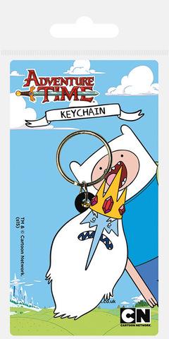 Брелок силиконовый Adventure Time Ледяной король
