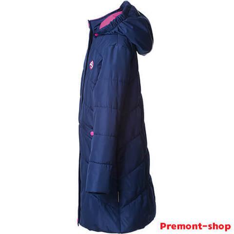 Пальто Premont Сердце океана S18164 для девочек