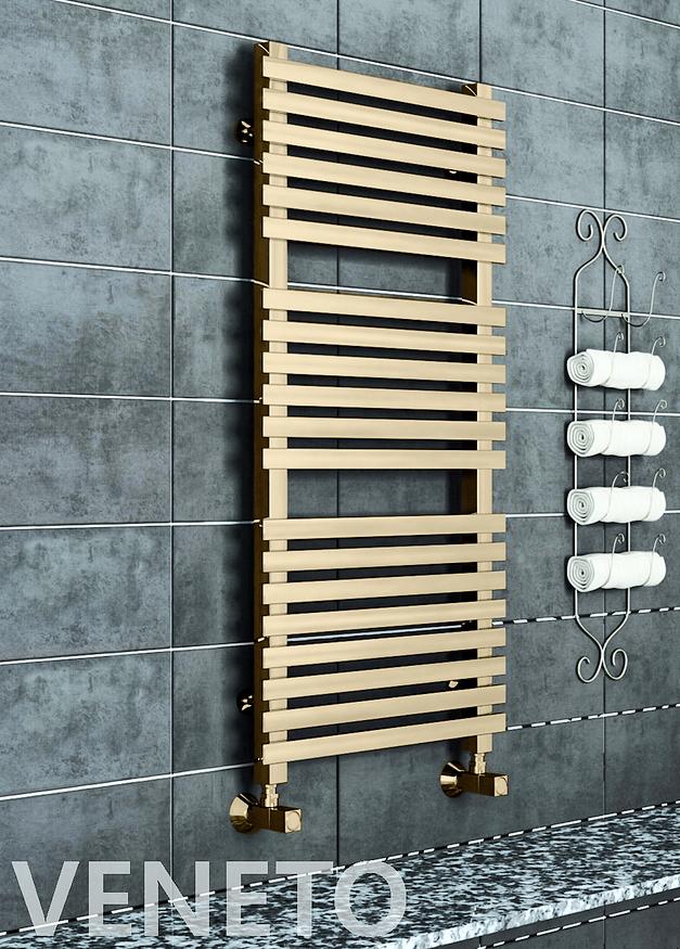 Veneto Bronze -  бронзовый дизайн полотенцесушитель бронза