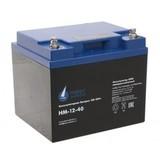 Аккумулятор Парус Электро HM-12-40  ( 12V 40Ah / 12В 40Ач ) - фотография