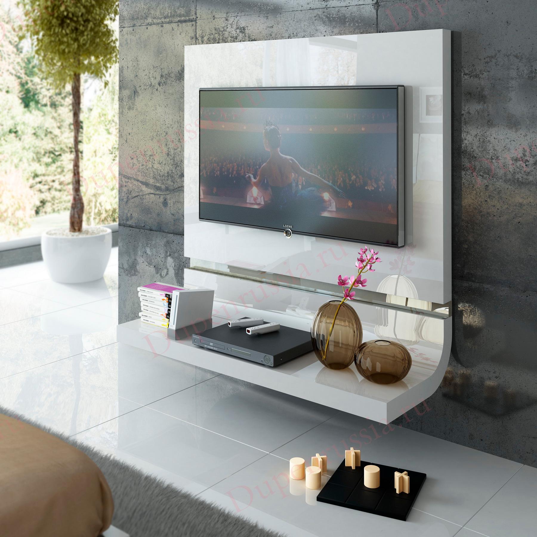 Модуль TV Fenicia Mobiliario 5220 GRANADA белый