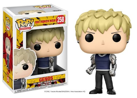 Фигурка Funko POP! Vinyl: One Punch Man: Genos 14994