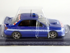 Subaru Impreza Police France 1:43 DeAgostini World's Police Car #4