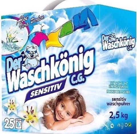 Порошок для детского белья Waschkonig 2 кг