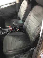 Чехлы на Volkswagen Tiguan II 2017–2018 г.в.