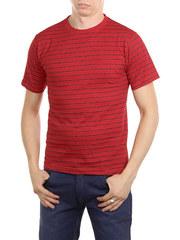 10616-2 футболка мужская, красная