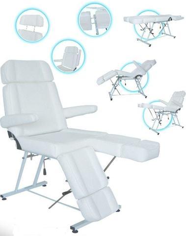 Педикюрно-косметологическое кресло 864