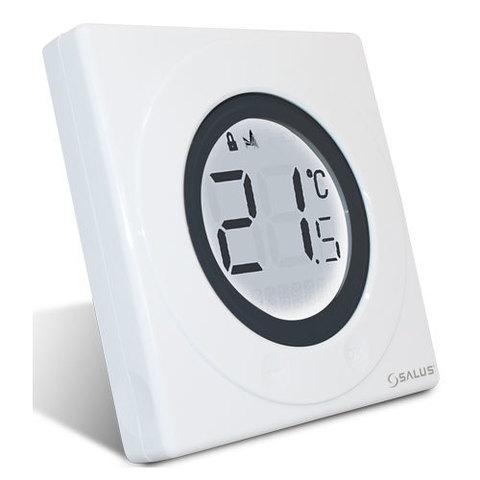 Термостат электронный SALUS Controls S-LINE - ST320 (регулировка 5-35°C, питание от батареек)