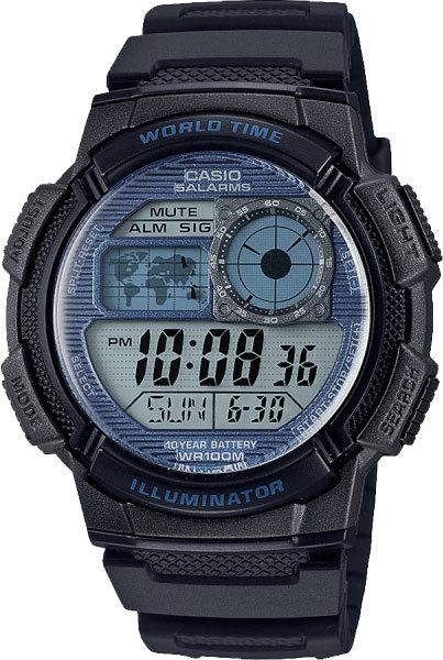 Часы мужские Casio AE-1000W-2A2VEF Casio Collection