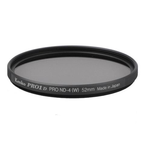 Нейтрально-серый фильтр Kenko Pro 1D ND4 W на 58mm