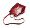 Рюкзак женский JMD Zip 2017 Красный