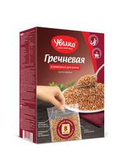 """Крупа """"Увелка"""" гречневая ядрица 5*80г"""