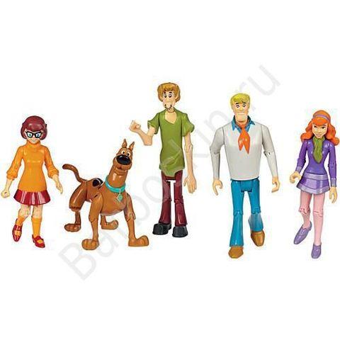 Игровой набор Скуби Ду Мистическая Корпорация - Mystery Solving Crew Scooby-doo, Hanna-Barbera