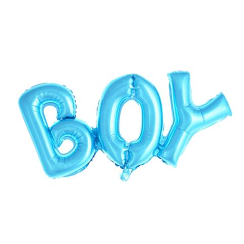 Boy 84 см голубая