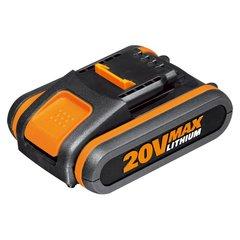 Аккумулятор WORX WA3551 20В 2,0 Ач без индикатора заряда