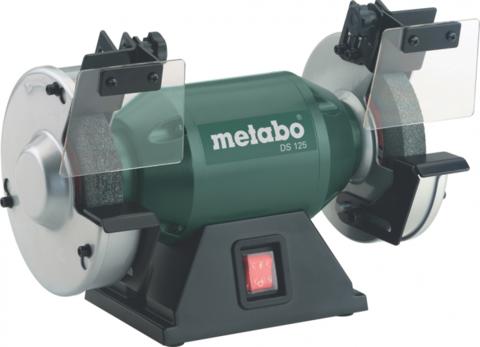 Шлифовальная машина с двумя кругами Metabo DS 125