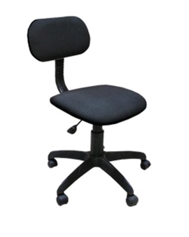 Кресло ЛИМУ ткань черная