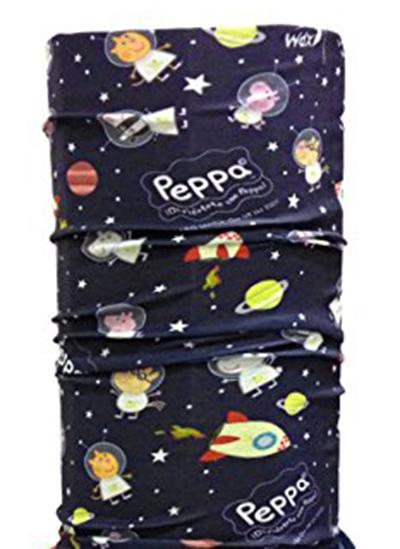 Бандана-труба детская Wind Xtreme 1753 peppa space