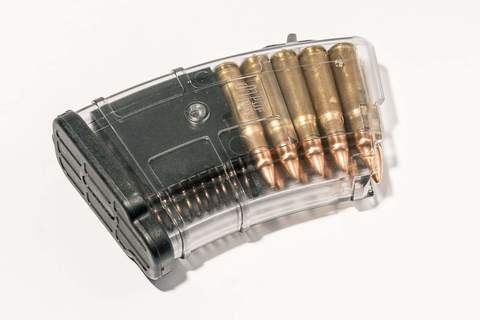 Магазин Pufgun для ВПО-136 ВПО-209 7.62x39 купить