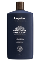 Cредство 3-в-1 (шампунь, кондиционер, гель для душа) Esquire Grooming The 3-in-1 Shampoo, Conditioner & Body Wash