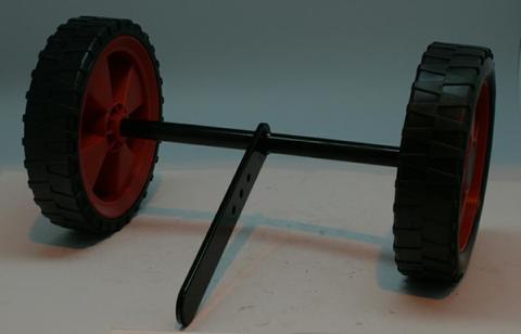 Колесо культиватора DDE ET1200-40 2 шт. комплект с кронштейном