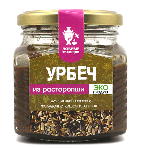 Урбеч из расторопши, GoodTraditions, 230 г