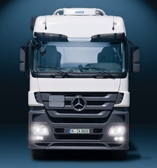 Комплект для монтажа Cool Top Vario 10E на Mercedes Benz Actros MP4