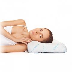 Ортопедическая подушка для сна на боку с эффектом памяти TRELAX SOLA