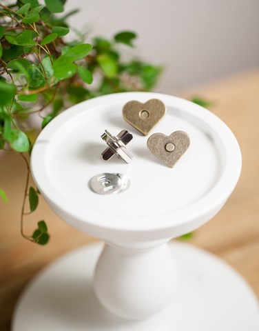 Кнопка магнитная