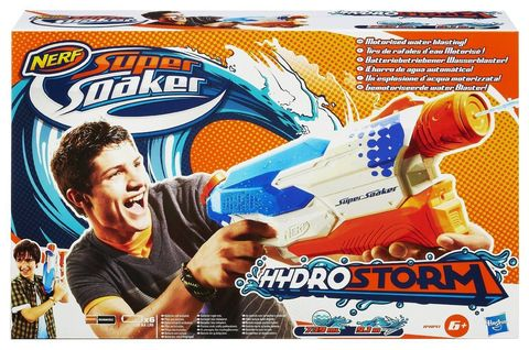 Hasbro: Nerf Водяной бластер Супер Соакер Водяной шторм A4841  — Nerf Super Soaker Hydro Storm — Нерф Нёрф Хасбро