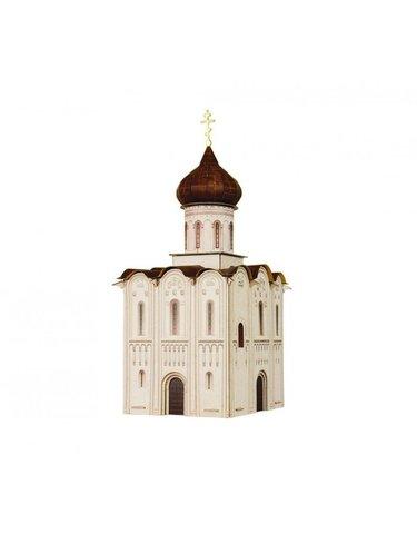 Сборная модель «Церковь Покрова на Нерли» XII век