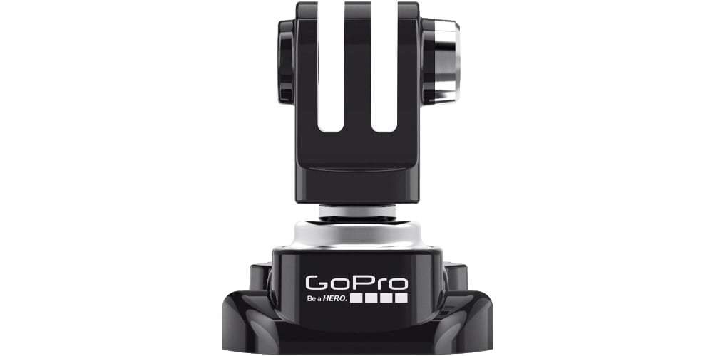 Шарнирное крепление GoPro Ball Joint Buckle (ABJQR-001) вид спереди