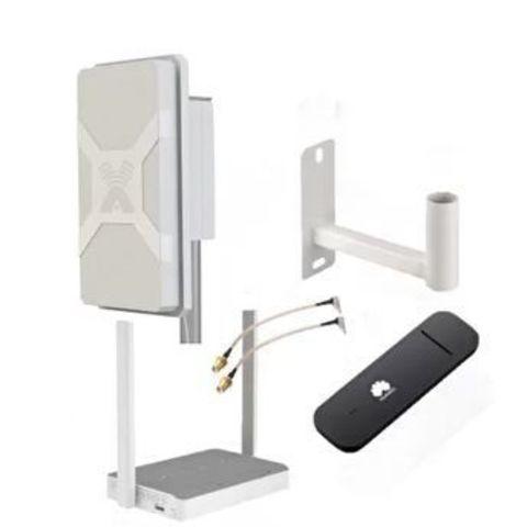 3G/LTE Комплект для выхода в интернет Nitsa-5 MIMO BOX с Wi-fi роутером