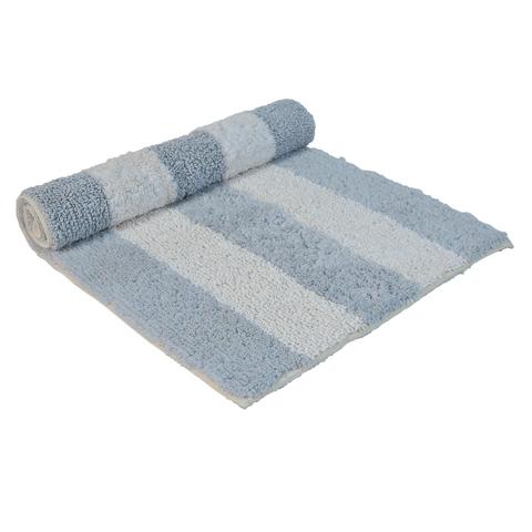 Элитный коврик для ванной Newport слоновая кость/голубой от Casual Avenue