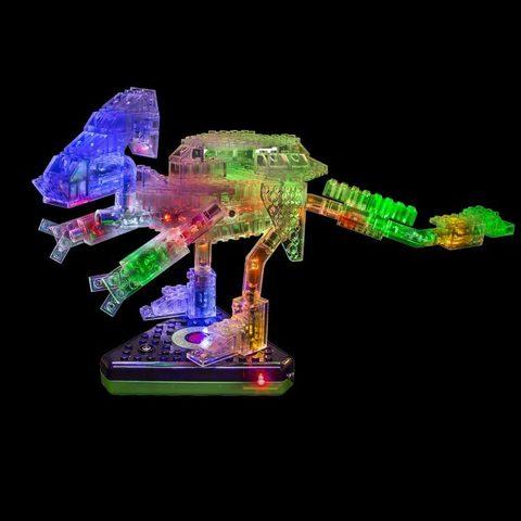 Конструктор «Гео Динозавры» 24 в 1 от Laser Pegs (NG 300)