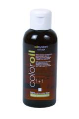 PUNTI DI VISTA oil system краска на основе масла без аммиака 5.67 светлый каштановый красно-фиолетовый (125 мл)/col