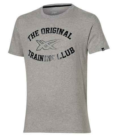 Asics Graphic SS Top Мужская футболка серая