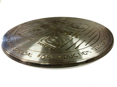 Ферромагнитный (индукционный) диск для индукционной плиты