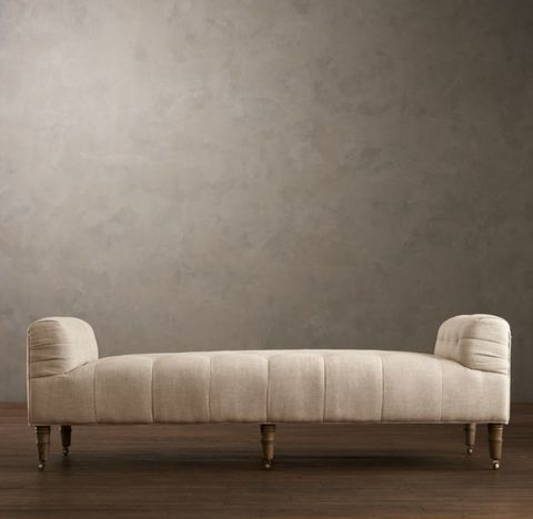 Camille Tufted Settee