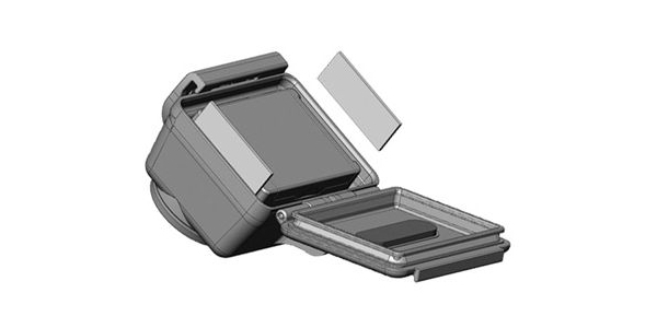 Набор вставок против запотевания GoPro Anti-Fog Inserts (AHDAF-302) пример использования