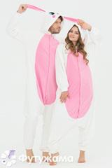"Кигуруми-пижама Футужама ""Заяц розовый"""