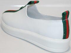 Женские спортивные туфли New Malange M970 white.