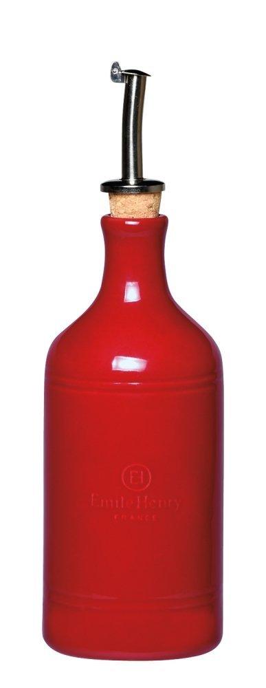 Бутылка для масла и уксуса Emile Henry (гранат)